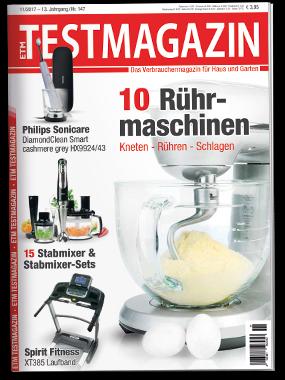 ETM Test Magazin Cover September