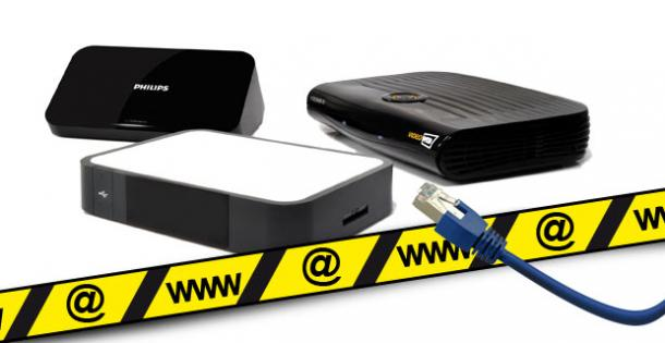 Internet Boxen im Test