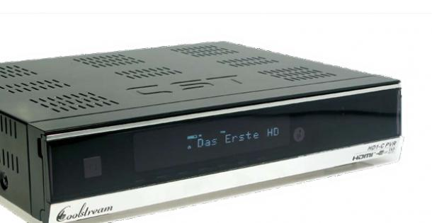 Coolstream HD1-C PVR im Test