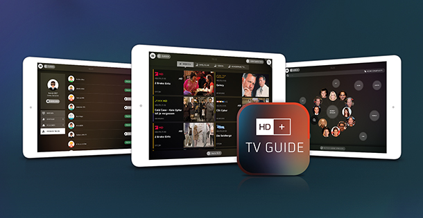 HD+ TV Guide 2.0 im Test