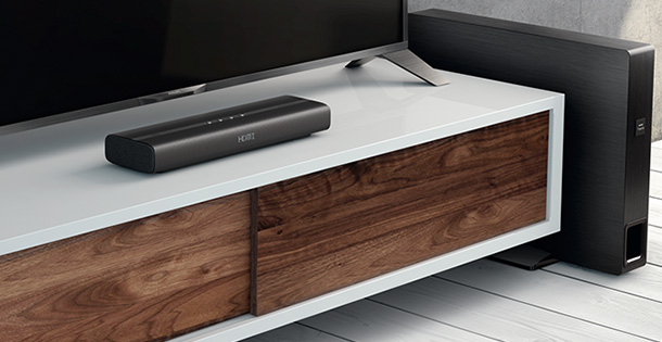 Philips Fidelio B1 Nano Soundbar im Test