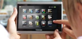 Toshiba Journ.E Touch im Test