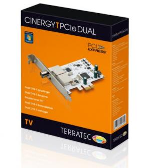 TERRATECs Cinergy T PCIe Dual