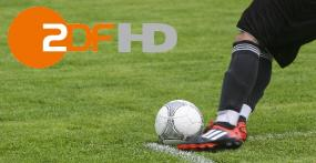 Champions-League-Fußball im ZDF