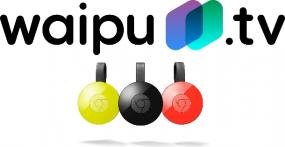 waipu.tv verlost 50 Chromecasts