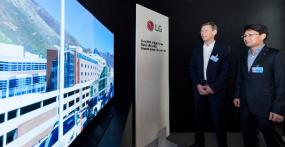 LG und SES demonstrieren 4K-High-Frame-Rate-Technologie