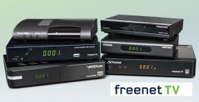 6 DVB-T2 Freenet TV-Receiver im Test