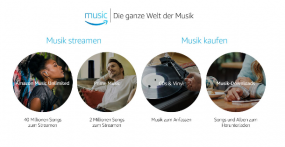 U2 Experience bei Amazon Music