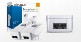 devolo dLAN 550 duo+
