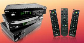 3 DVB-T2 Freenet TV-Receiver im Test