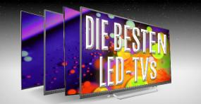 LCD-Fernseher mit LED-Beleuchtung