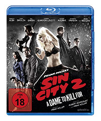 Sin City 2 – A Dame to Kill For