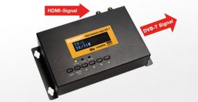 Edision HDMI Modulator single DVB-T im Test