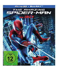The Amazing Spider-Man (3D-Blu-ray)