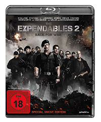 The Expendables 2 (Special Uncut Edition)
