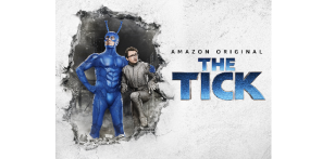 "Amazon Original ""The Tick"" startet am 13. Oktober"