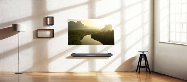 Bild LG SIGNATURE OLED TV W Lifestyle 2