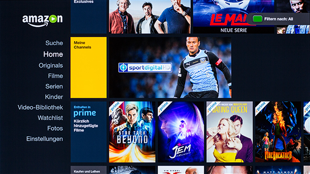 inside Video on Demand VoD