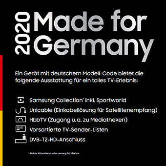 made for germany
