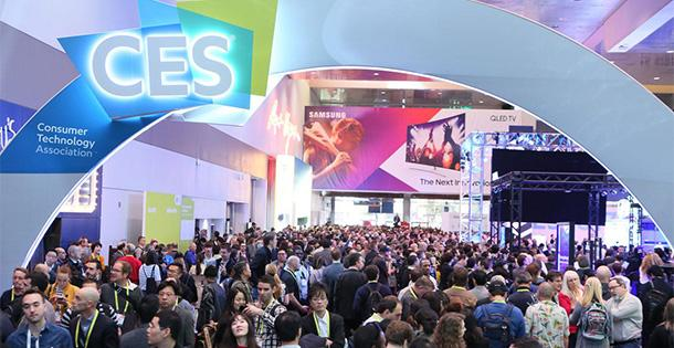 Consumer Electronics Show 2018