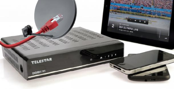 Telestar Digibit R1 im Test