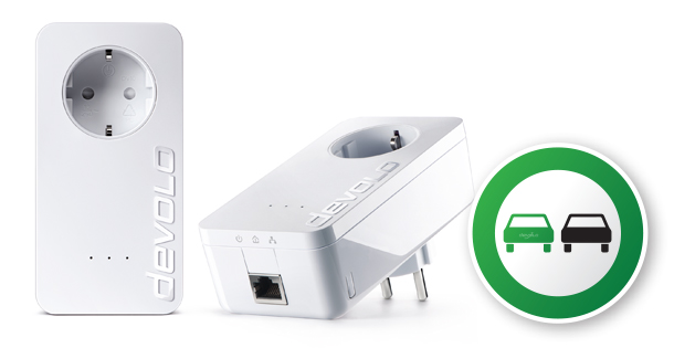 Devolo dLAN 650+ Starter Kit im Test
