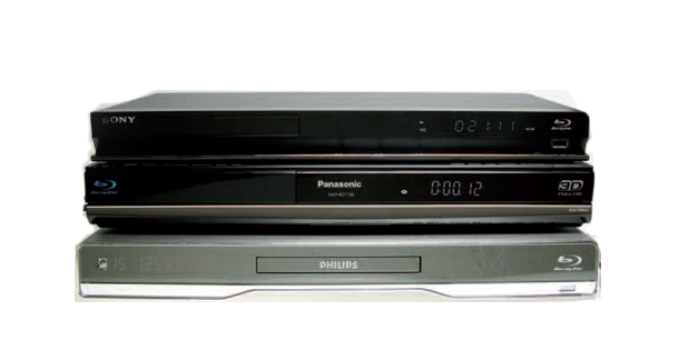 3D-Blu-ray Player im Test