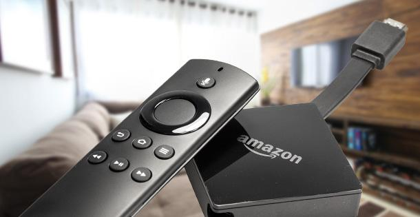 Amazon Fire TV (3. Generation) Test