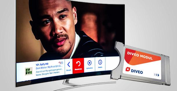 Aktuell: Pay-TV-Plattform