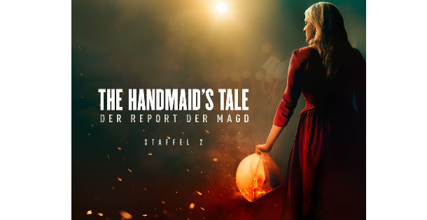 "2. Staffel von ""The Handmaid's Tale"" exklusiv bei EntertainT..."