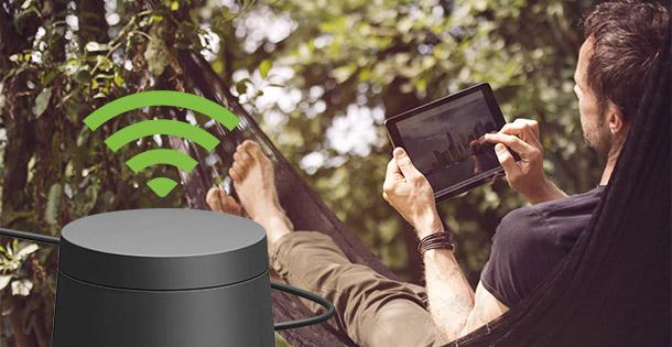 Devolo dLAN WiFi Outdoor im Test