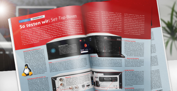 SATVISION inside (Teil 8) – So testen wir: Set-Top-Boxen