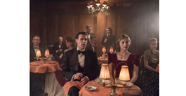 """The Halcyon"" ab Januar exklusiv bei EntertainTV"