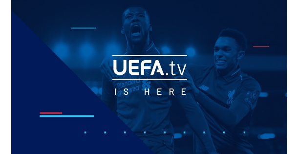 UEFA startet Streaming-Plattform