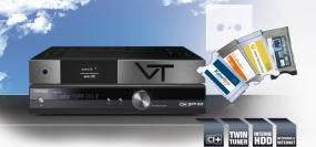 HD-Twin DVB-C Receiver mit HDD im Test