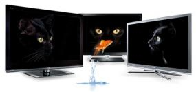 3D LED-TVs im Test