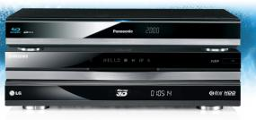 3D Blu-ray-Player / Rekorder