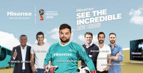 "Hisense ""See the Incredible Tour"""