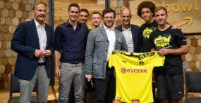 Inside Borussia Dortmund bei Amazon Prime Video