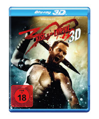 300 - Rise of an Empire (3D-Blu-ray)