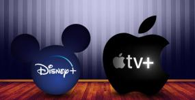 Apple TV+ & Disney+