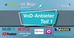 Video-on-Demand-Anbieter