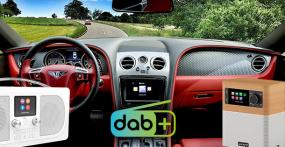 Digitalradio DAB+