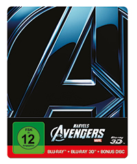 Marvel's The Avengers (3D-Blu-ray)