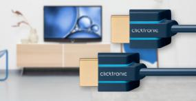"""Clicktronic Ultraslim High Speed HDMI Kabel"" (70704) im Tes..."