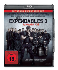 The Expendables 3 (Extended Director's Cut)