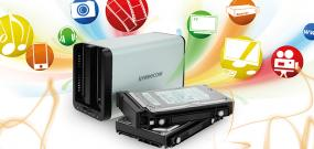 Freecom Silver Store 2-Drive NAS im Test