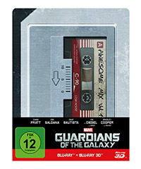 Guardians of the Galaxy (3D-Blu-ray)