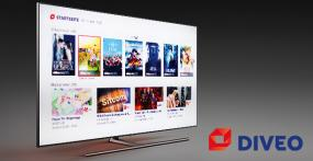 Diveo Smart-TV-App im Test
