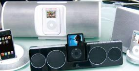 Portable iPod Dockingstations im Test